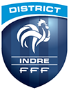 LE DISTRICT DE L'INDRE DE FOOTBALL
